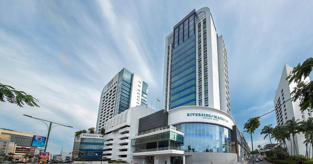 Riverside Majestic Astana Wing Hotel