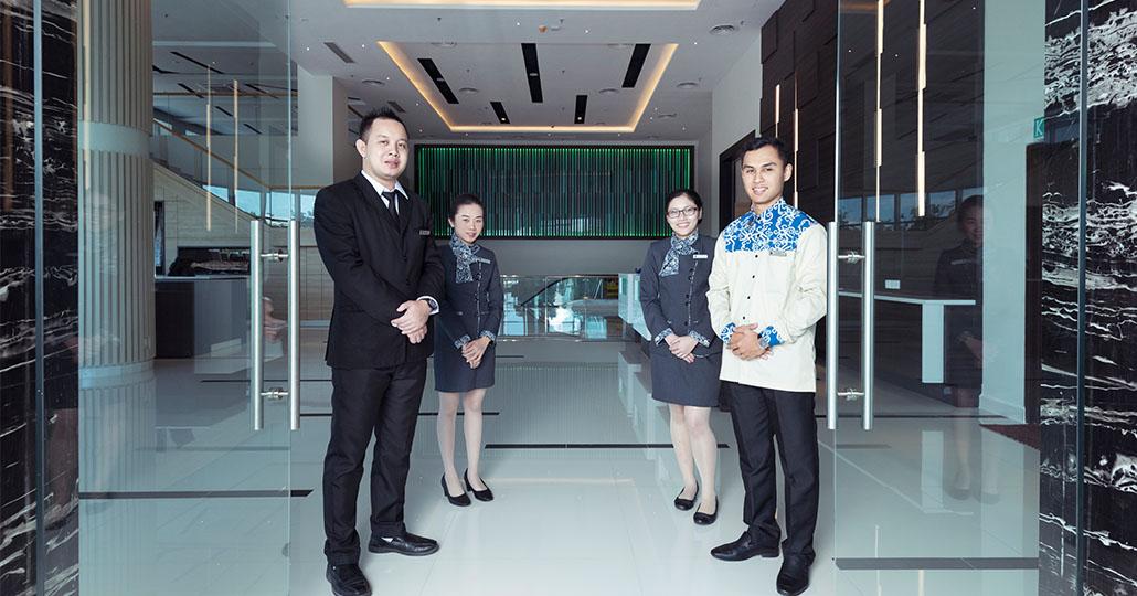 Riverside Majestic Astana Wing