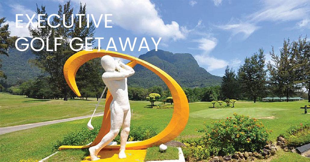 Executive Golf Getaway
