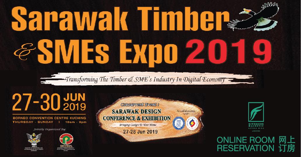Sarawak Timber & SMEs Expo 2019