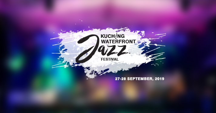 Kuching Waterfront Jazz Festival 2019