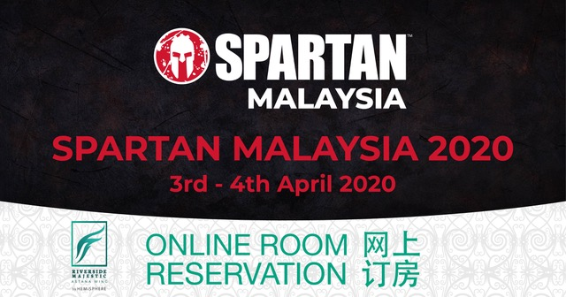 Kuching Fitness Association-SPARTAN 2020